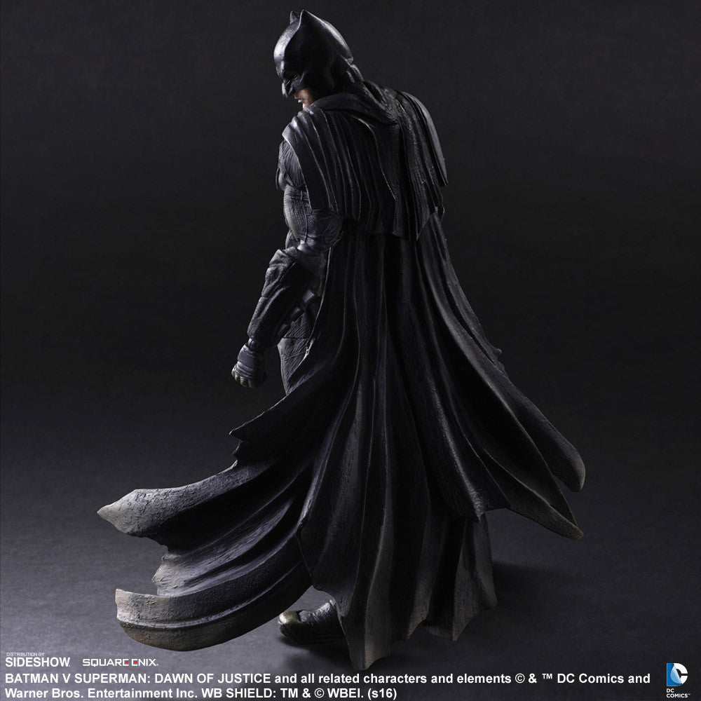Dawn of Justice Batman Play Arts Kai by Square Enix-Square Enix- www.superherotoystore.com-Action Figure - 4