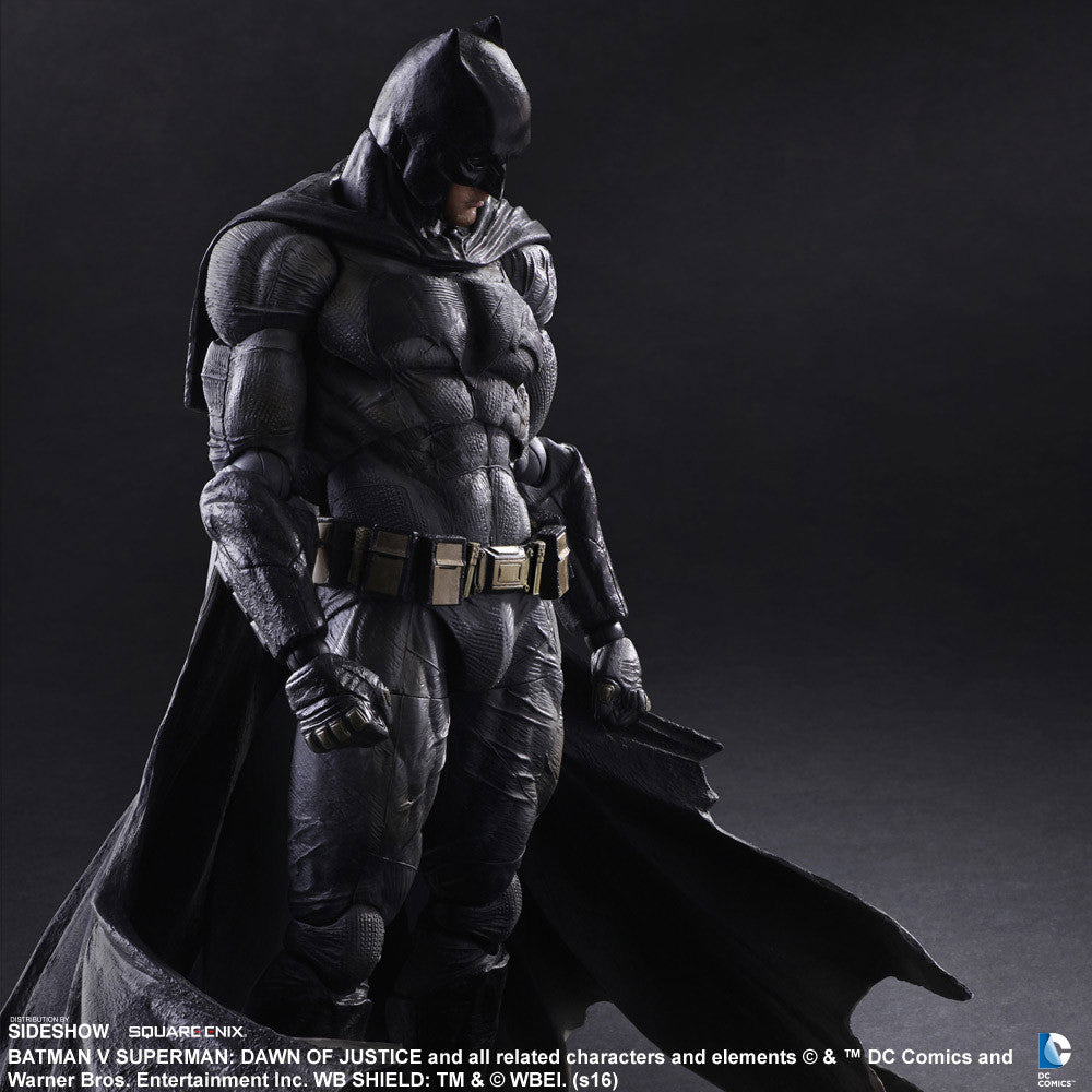 Dawn of Justice Batman Play Arts Kai by Square Enix-Square Enix- www.superherotoystore.com-Action Figure - 2