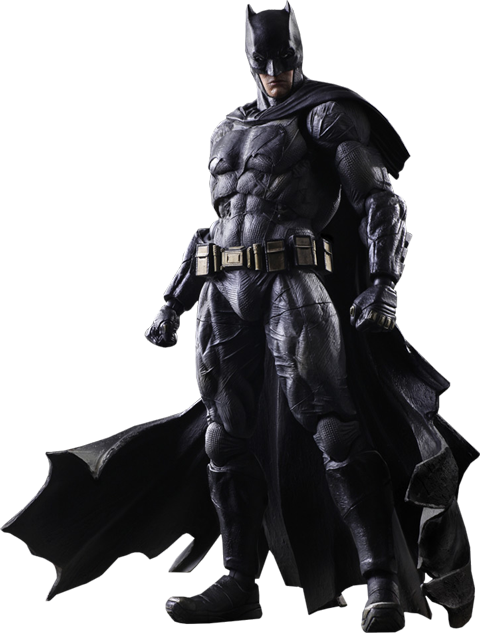 Dawn of Justice Batman Play Arts Kai by Square Enix-Square Enix- www.superherotoystore.com-Action Figure - 1