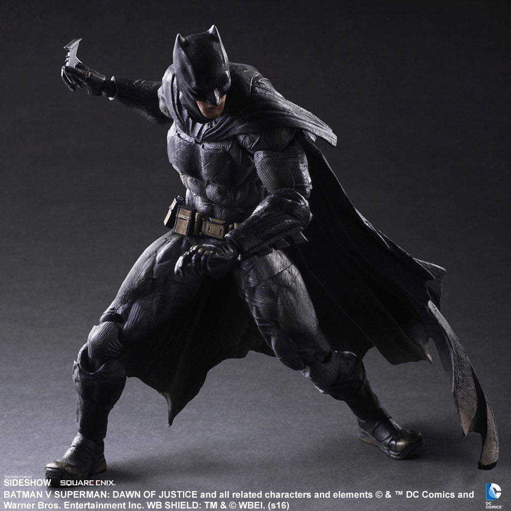 Dawn of Justice Batman Play Arts Kai by Square Enix-Square Enix- www.superherotoystore.com-Action Figure - 5
