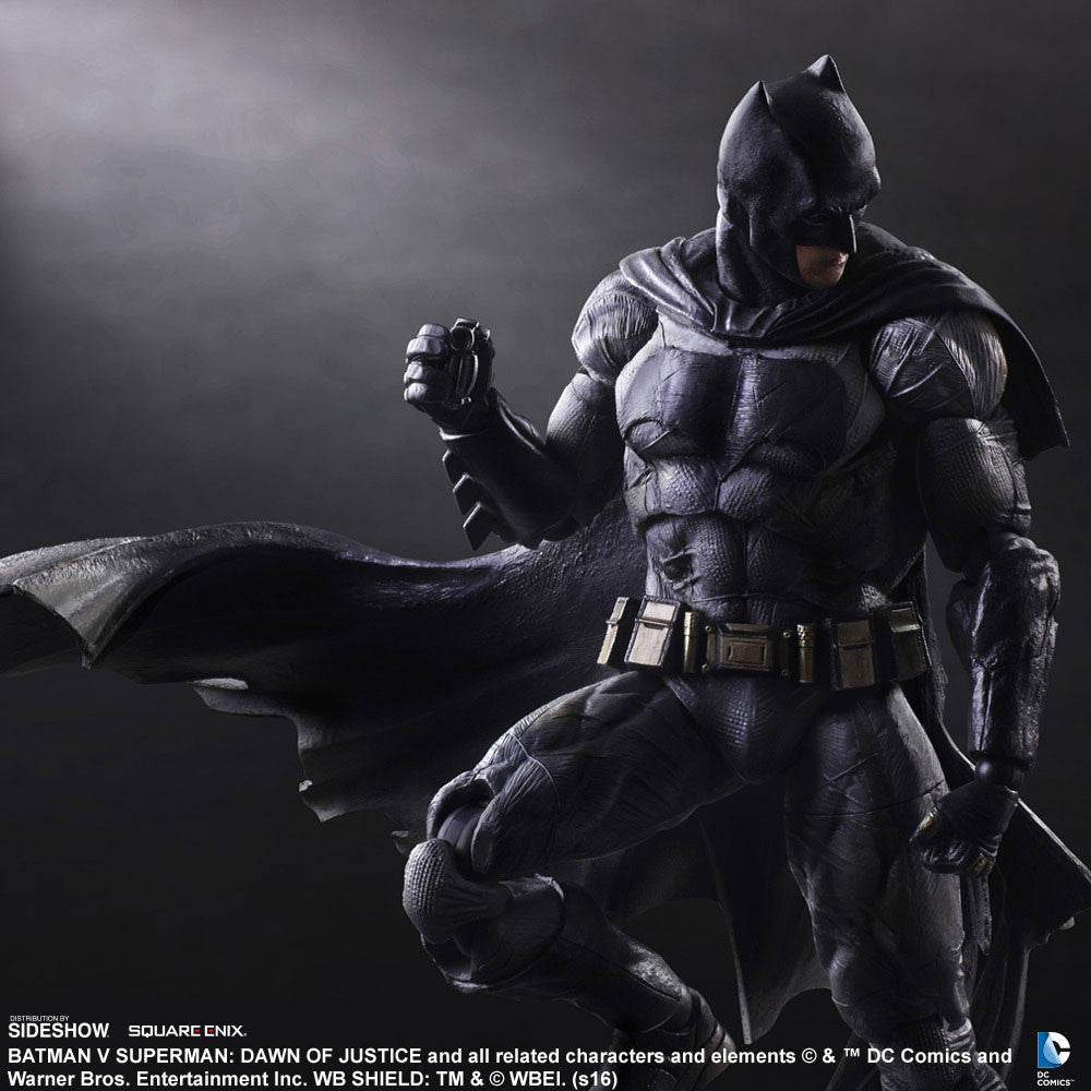 Dawn of Justice Batman Play Arts Kai by Square Enix-Square Enix- www.superherotoystore.com-Action Figure - 6