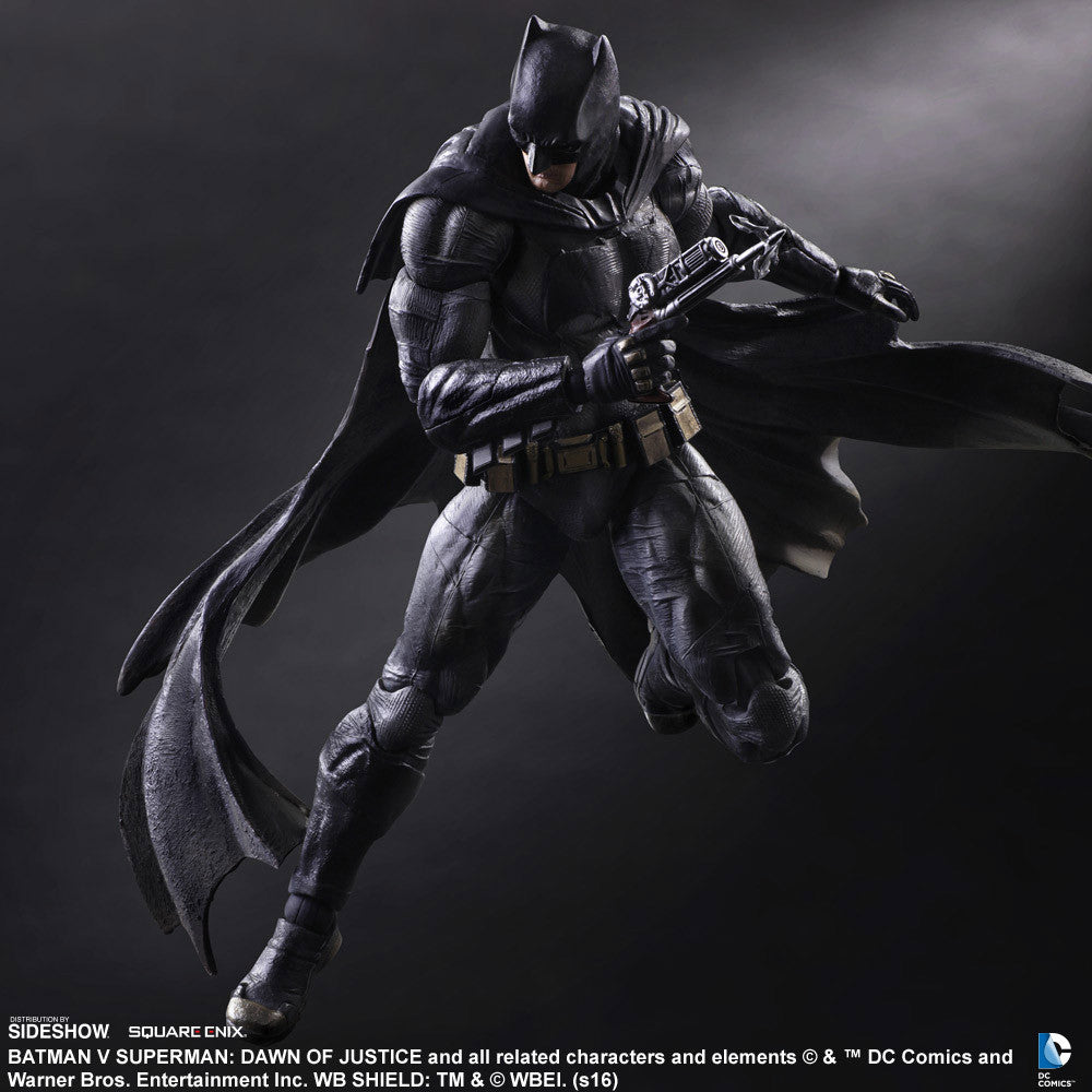 Dawn of Justice Batman Play Arts Kai by Square Enix-Square Enix- www.superherotoystore.com-Action Figure - 7