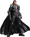 Man of Steel General Zod Play Arts Kai Figure by Square Enix -Square Enix - India - www.superherotoystore.com
