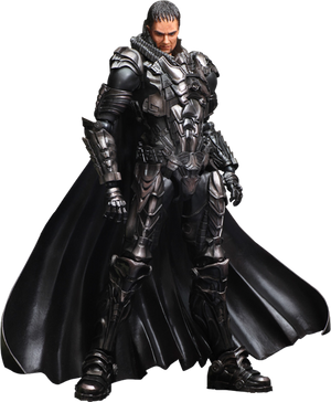 Man of Steel Play Arts Kai General Zod Figure by Square Enix-Square Enix- www.superherotoystore.com-Action Figure - 1