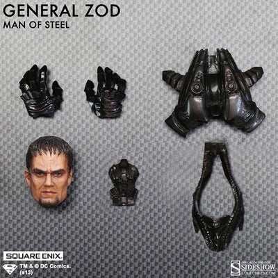 Man of Steel Play Arts Kai General Zod Figure by Square Enix-Square Enix- www.superherotoystore.com-Action Figure - 7