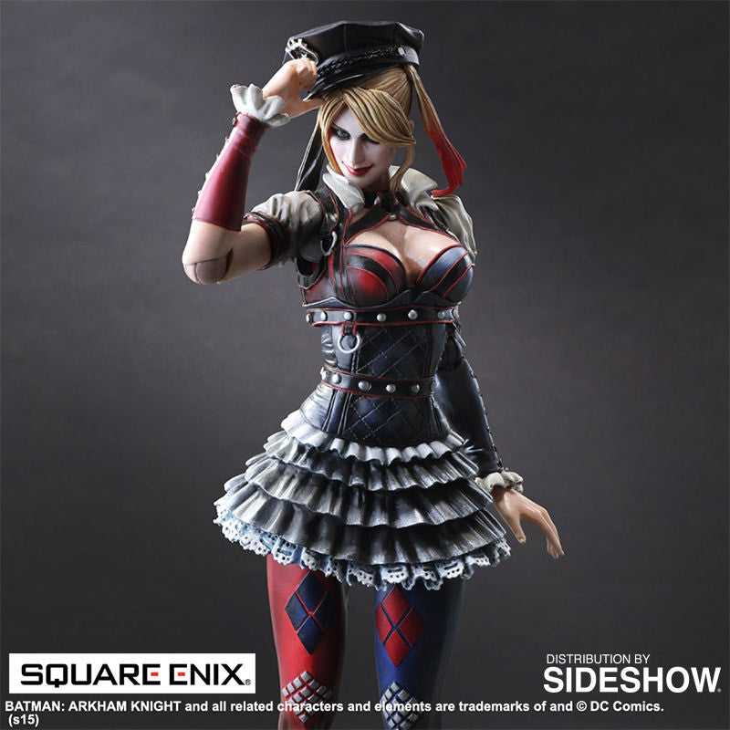 Dc Comics Arkham Knight Harley Quinn by Square Enix-Square Enix- www.superherotoystore.com-Action Figure - 2
