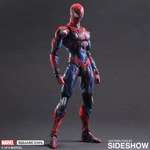 Marvel Comics Variant: Spiderman Play Arts Kai Figure by Square Enix-Square Enix- www.superherotoystore.com-Action Figure - 3