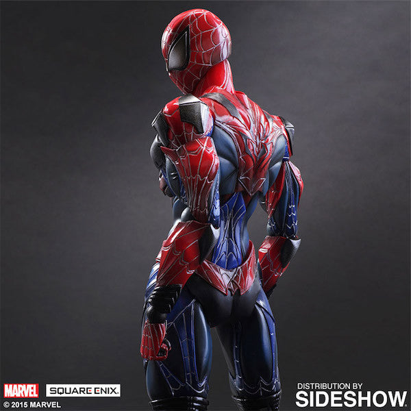 Marvel Comics Variant: Spiderman Play Arts Kai Figure by Square Enix-Square Enix- www.superherotoystore.com-Action Figure - 4