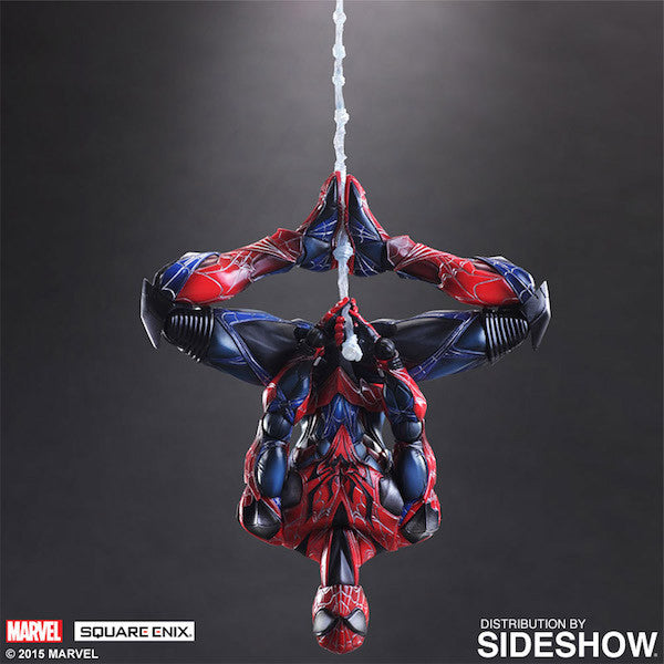Marvel Comics Variant: Spiderman Play Arts Kai Figure by Square Enix-Square Enix- www.superherotoystore.com-Action Figure - 2