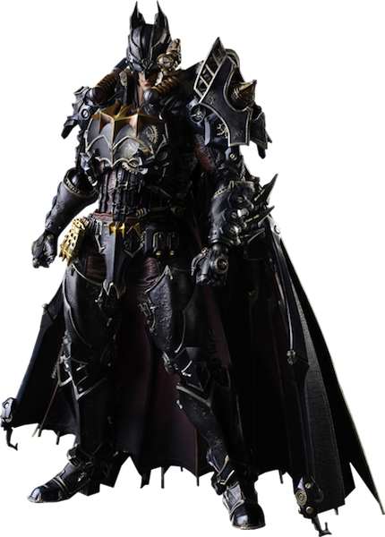 Batman Timeless Steampunk Play Arts Kai Figure by Square Enix-Square Enix- www.superherotoystore.com-Action Figure - 1