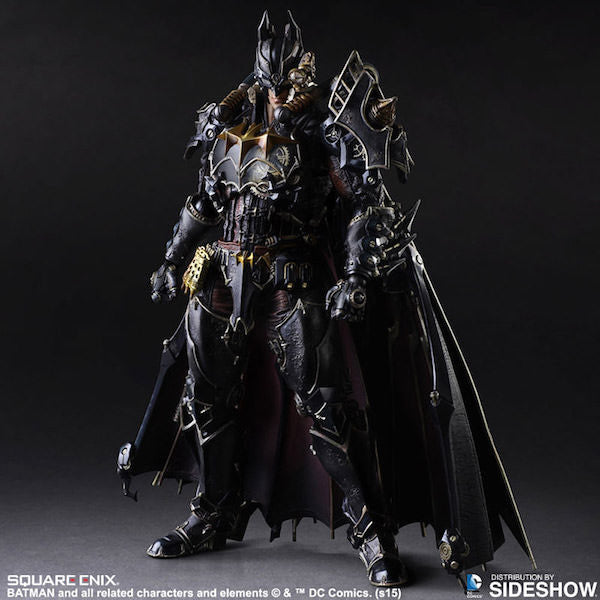 Batman Timeless Steampunk Play Arts Kai Figure by Square Enix-Square Enix- www.superherotoystore.com-Action Figure - 2