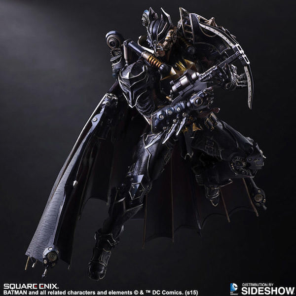 Batman Timeless Steampunk Play Arts Kai Figure by Square Enix-Square Enix- www.superherotoystore.com-Action Figure - 4