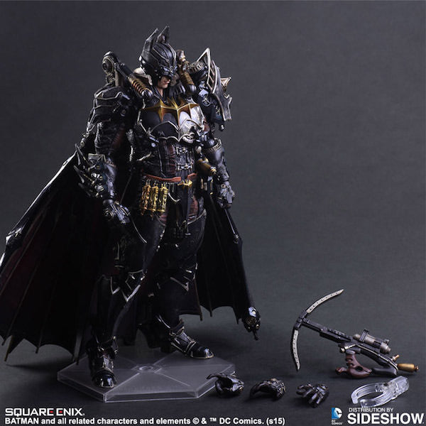 Batman Timeless Steampunk Play Arts Kai Figure by Square Enix-Square Enix- www.superherotoystore.com-Action Figure - 8