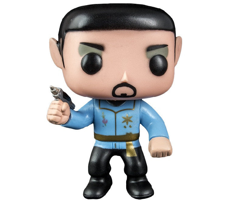 Star Trek - Mirror Spock POP-Funko- www.superherotoystore.com-Bobble Heads - 1