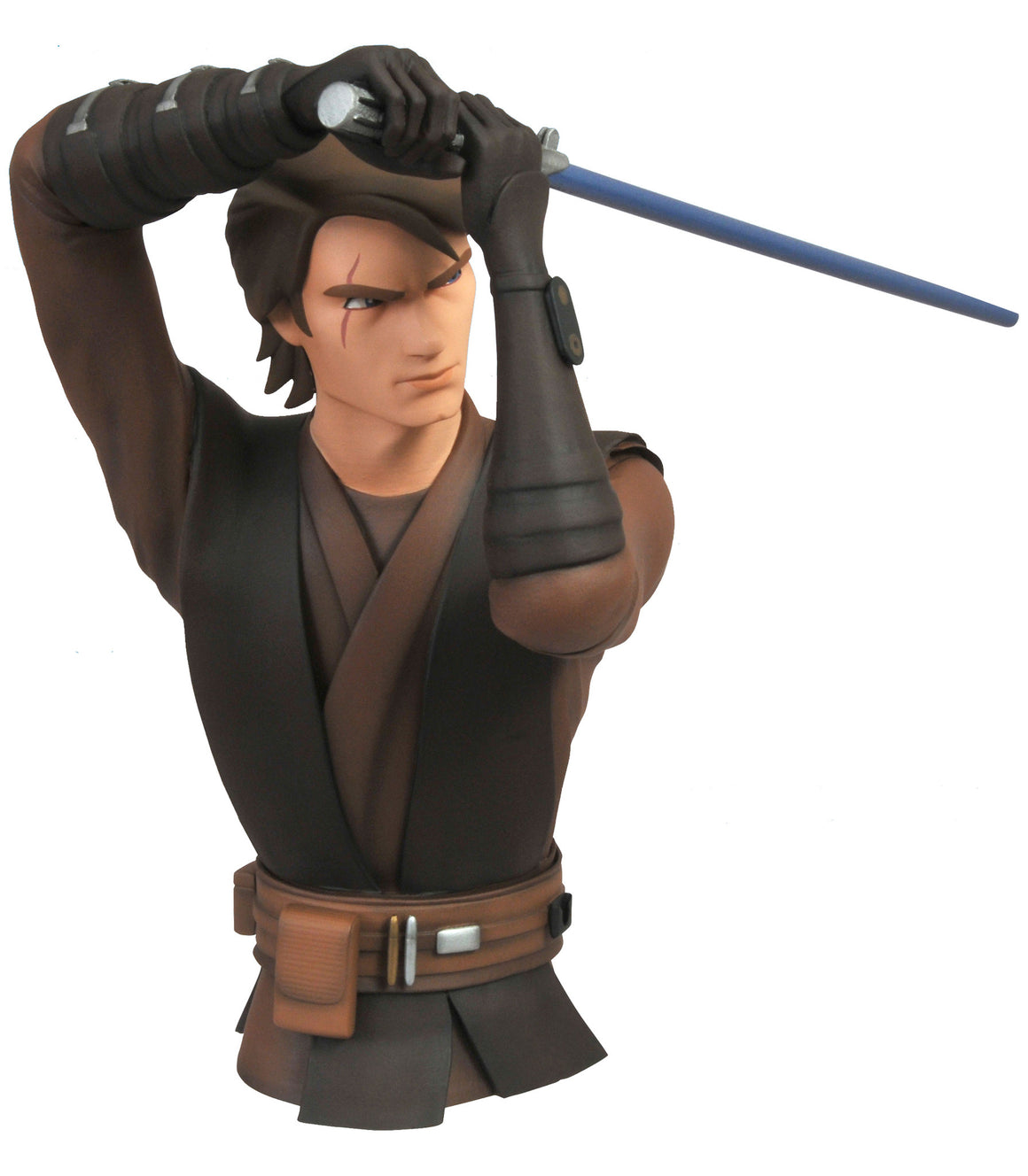Star Wars Bank - The Clone Wars Anakin Bust Bank-Diamond Select toys- www.superherotoystore.com-Bust Bank - 1