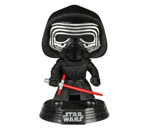 Star Wars Kylo Ren Pop-Funko- www.superherotoystore.com-Bobble Heads - 1