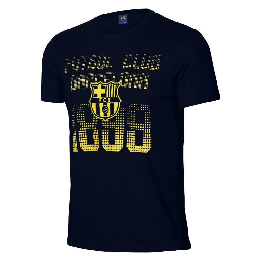 FC Barcelona Printed T-Shirt -The Arena - India - www.superherotoystore.com