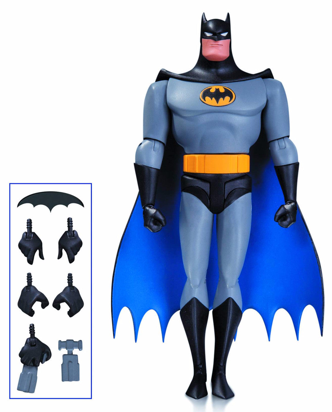 Batman Animated Series: The New Batman Adventures Batman Action Figure-DC Collectibles- www.superherotoystore.com-Action Figure