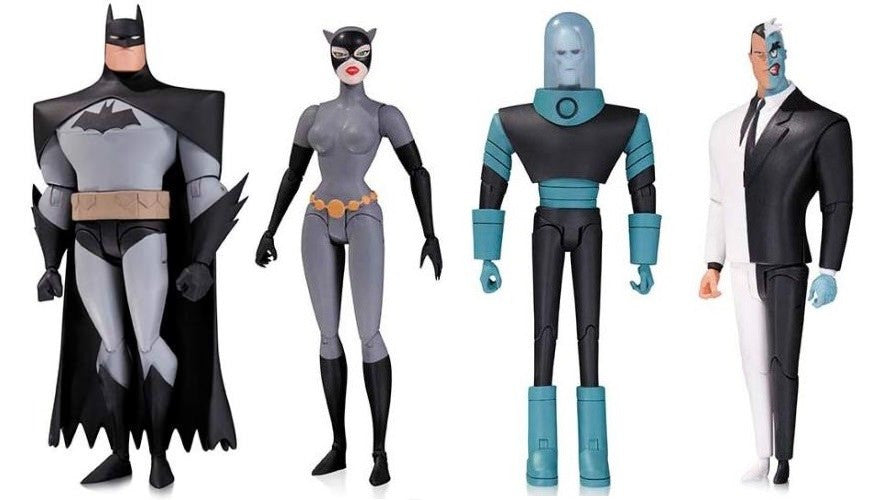Batman The Animated Series Catwoman by DC Collectibles-DC Collectibles- www.superherotoystore.com-Action Figure - 4