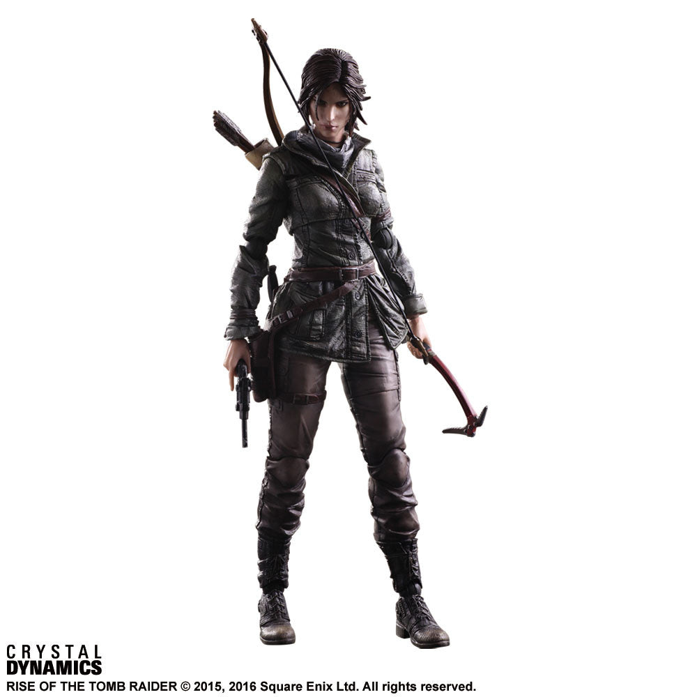 Lara Croft Tomb Raider Play Arts Kai Figure by Square Enix-Square Enix- www.superherotoystore.com-Action Figure - 1