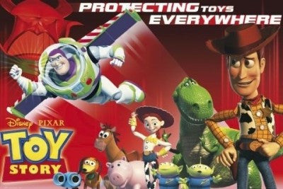 Toy Story Protecting Toys Everywhere Maxi Poster