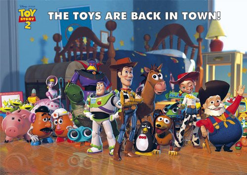 Toy Story - The Toys are Back Maxi Poster-Superherotoystore.com- www.superherotoystore.com-Posters
