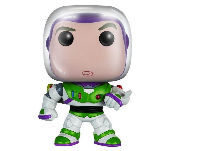 Toy Story 20th Anniversary Buzz Lightyear Pop!-Funko- www.superherotoystore.com-Bobble Heads - 1