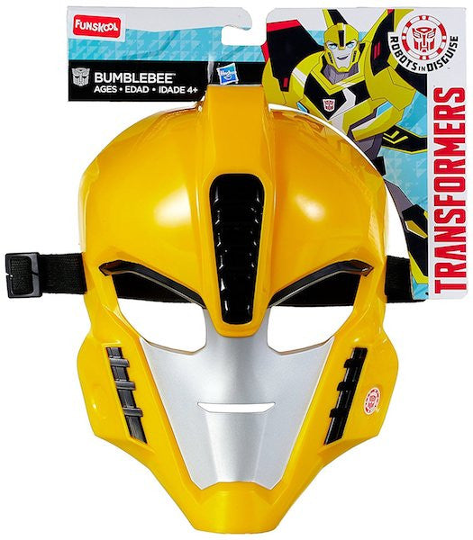 Transformers Robots In Disguise Bumblebee Mask by Hasbro