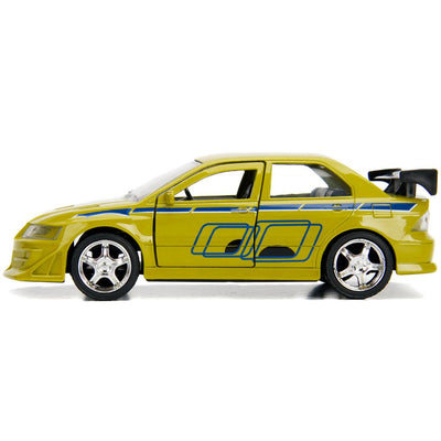 Fast & Furious 1:32 Scale Brians Mitsubishi Lancer Evolution VII Die-Cast Car by Jada Toys -Jada Toys - India - www.superherotoystore.com