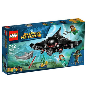 Aquaman Black Manta Strike Set by Lego