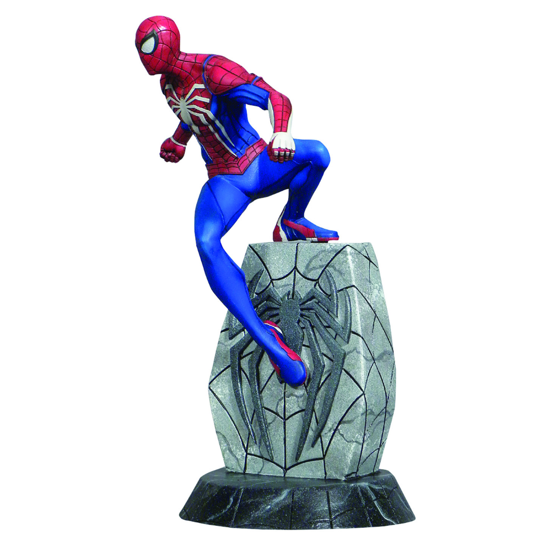Marvel Gallery: PS4 Spider-Man Statue by Diamond Select Toys -Diamond Select toys - India - www.superherotoystore.com