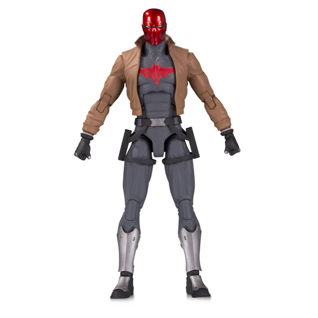 DC Essentials: Red hood Action Figure by DC Collectibles