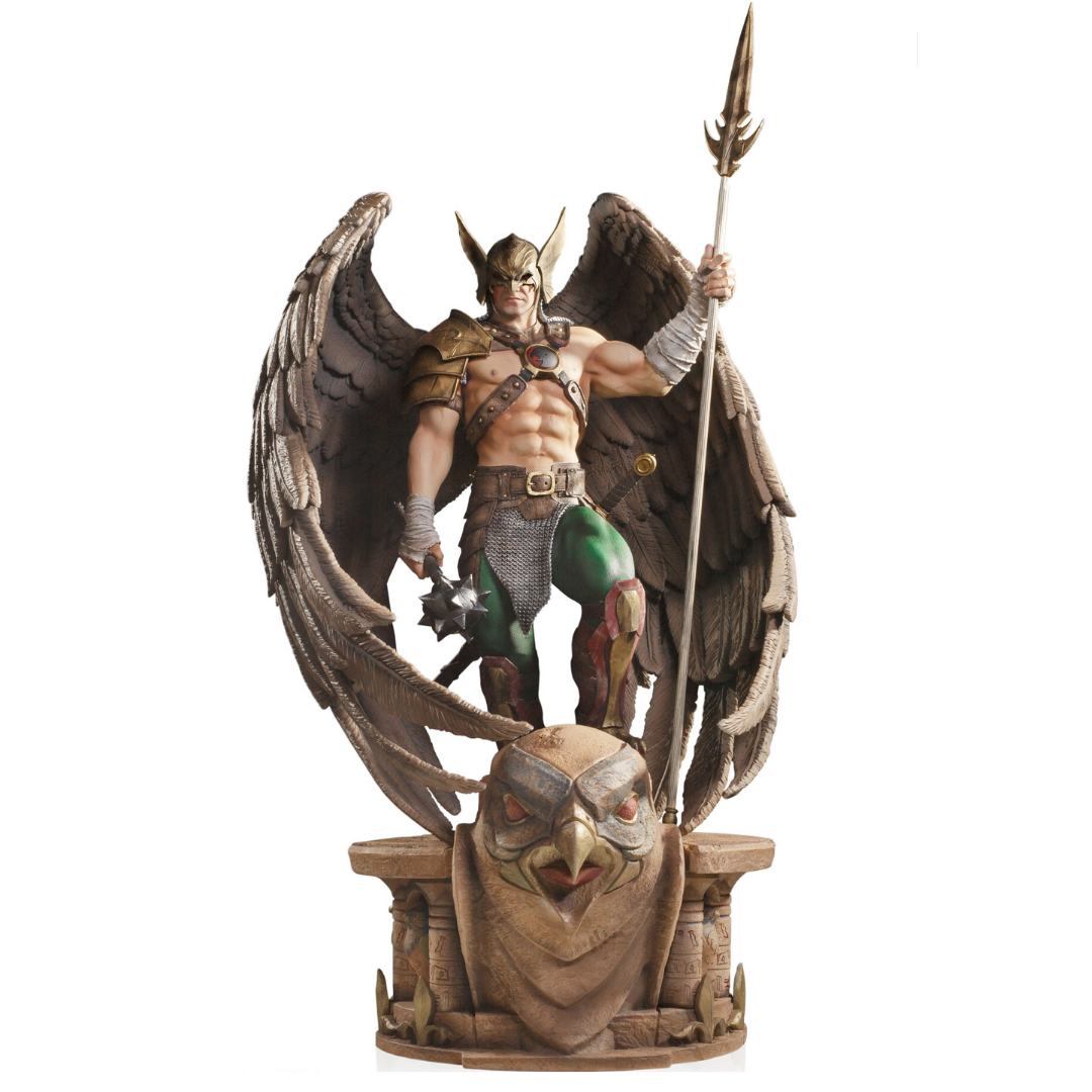 DC Comics: Hawkman (Open Winged) 1/3 Prime Scale Statue by Iron Studios