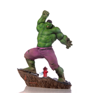 Marvel Comics: Hulk 1/10 BDS Art Scale by Iron Studios