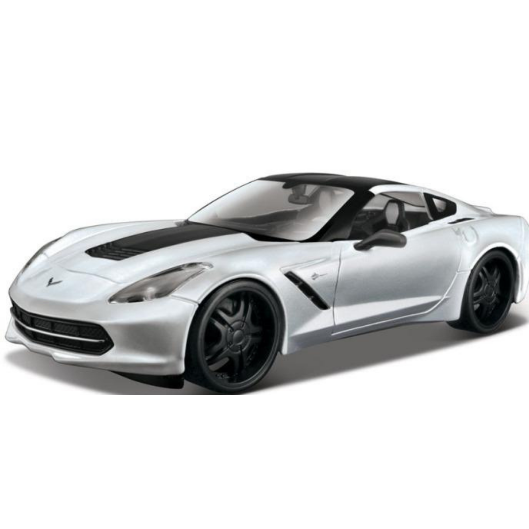 2014 Corvette Stingray 1:24 Scale Die-Cast Car by Maisto
