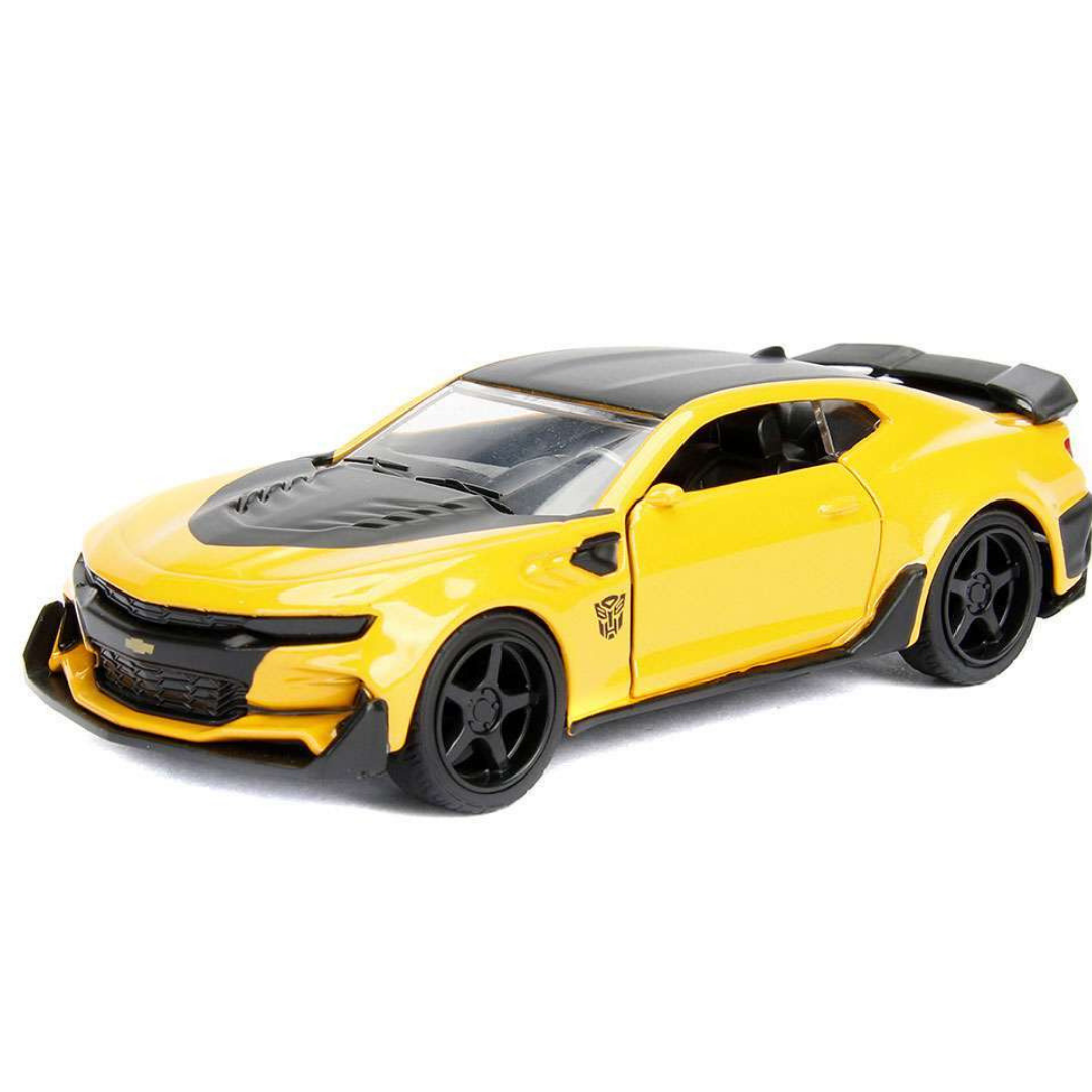 Transformers 1:32 Scale 2016 Chevy Camaro Die-Cast Car by Jada Toys