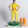 Chennai Super Kings MS. Dhoni Action Figure by Lilliput Hub -Lilliputhub - India - www.superherotoystore.com