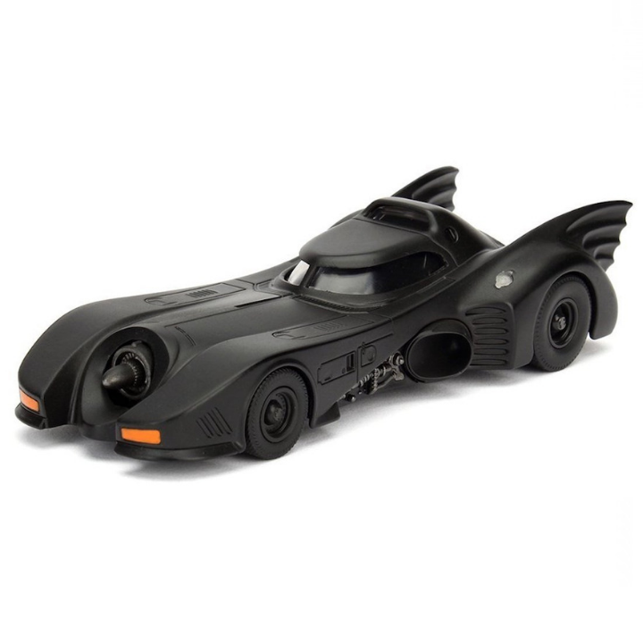 Batman Movie: 1:32 Scale Metal Die-cast Batmobile by Jada Toys -Jada Toys - India - www.superherotoystore.com