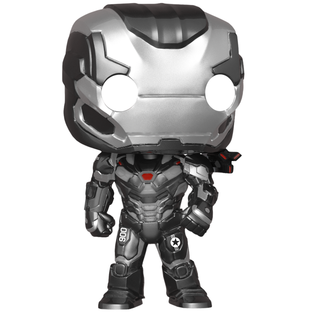 Avengers Endgame War Machine Vinyl Bobble-Head by Funko