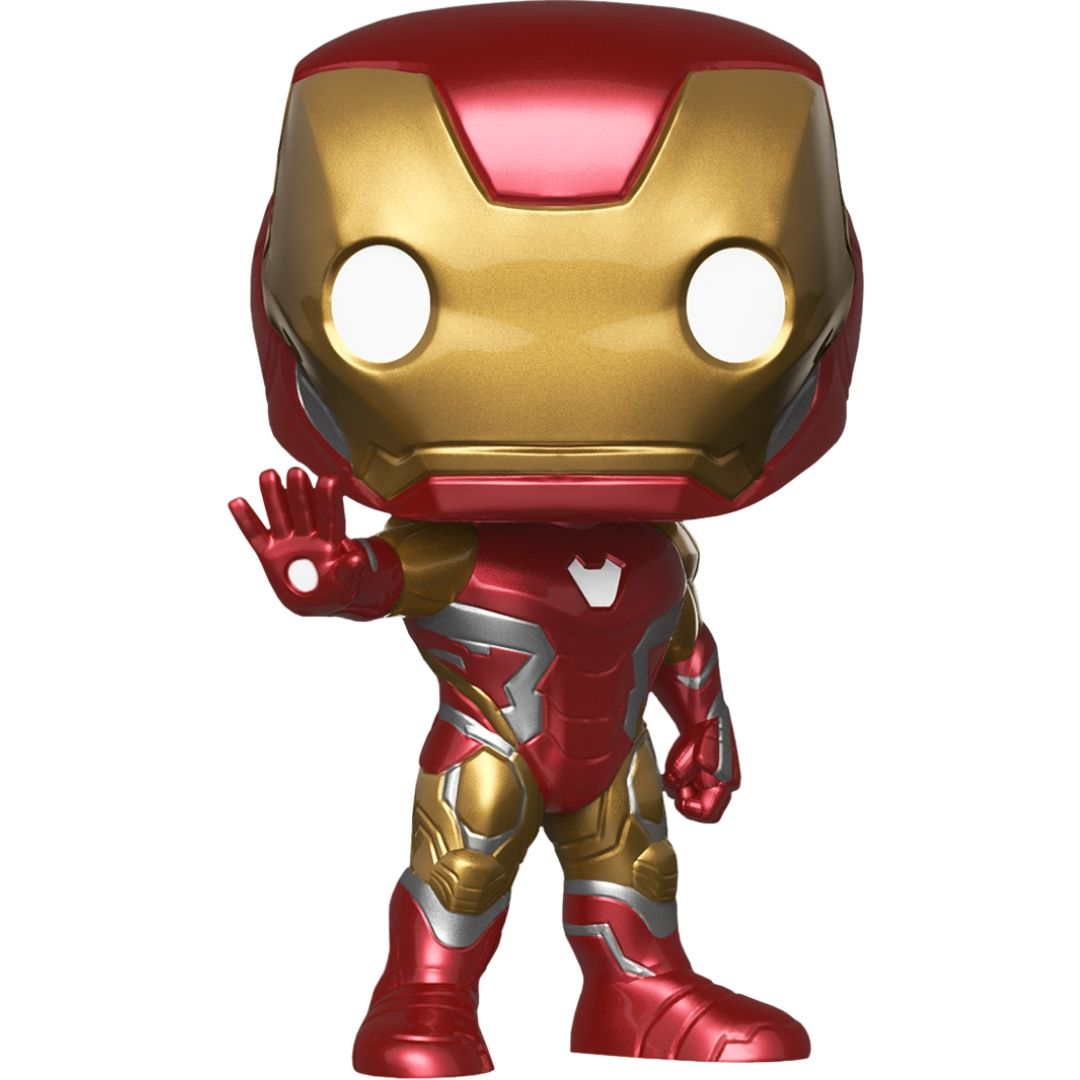 Avengers Endgame Iron Man Vinyl Bobble-Head by Funko -Funko - India - www.superherotoystore.com