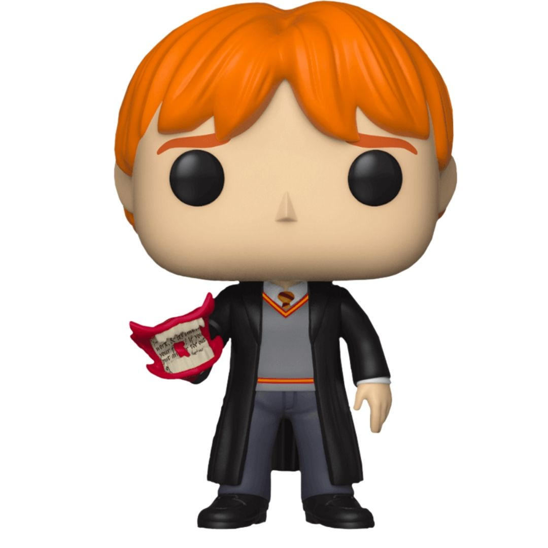 Harry Potter Ron Weasley with Howler Pop! Vinyl Figure by Funko