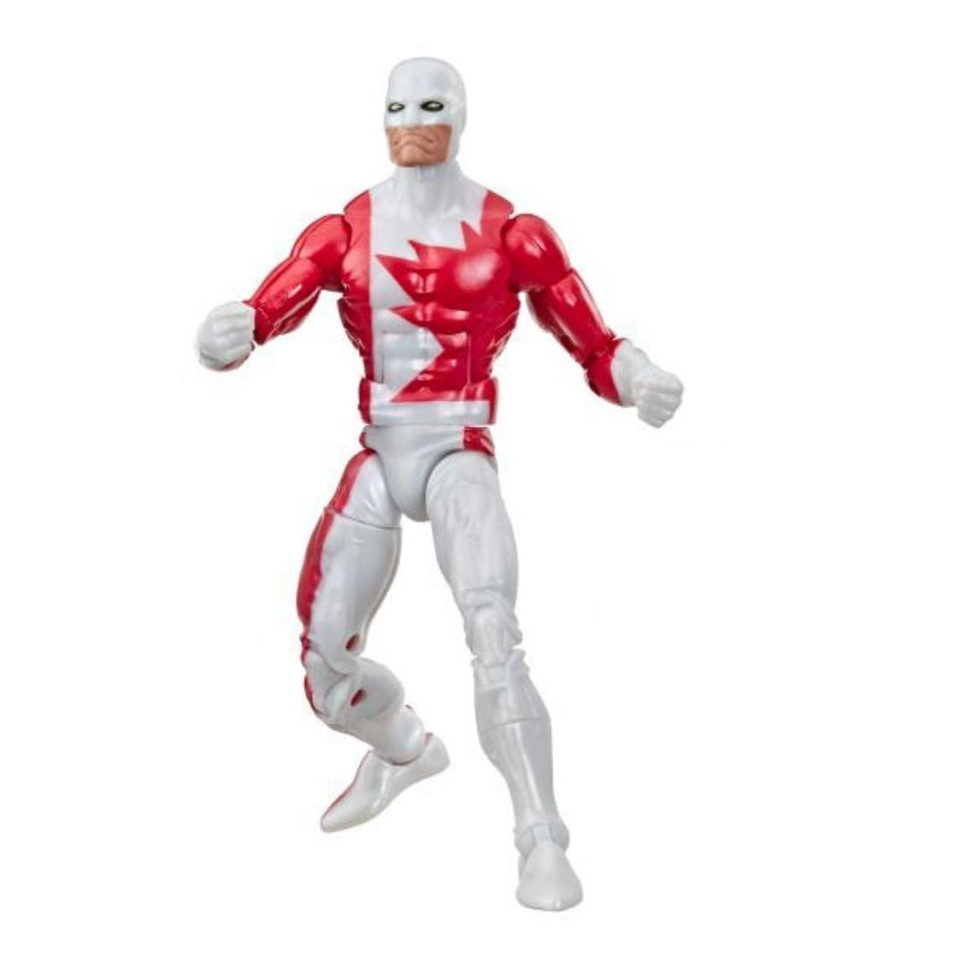 X-Force Alpha Fights Guardian Marvel Legends Figure by Hasbro