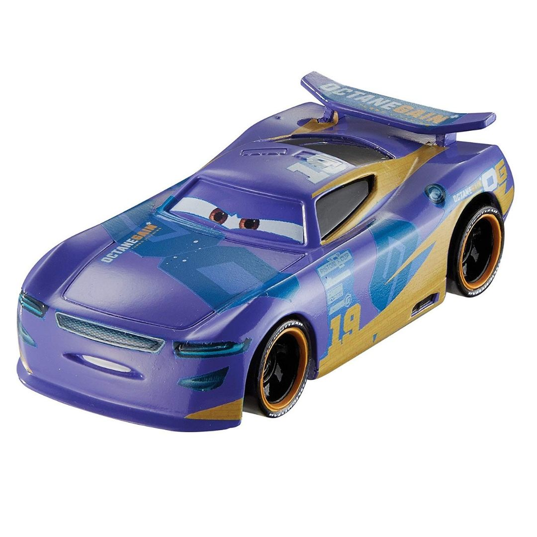 Disney Cars 3: Danny Swervez 1:55 Die-Cast Car by Mattel