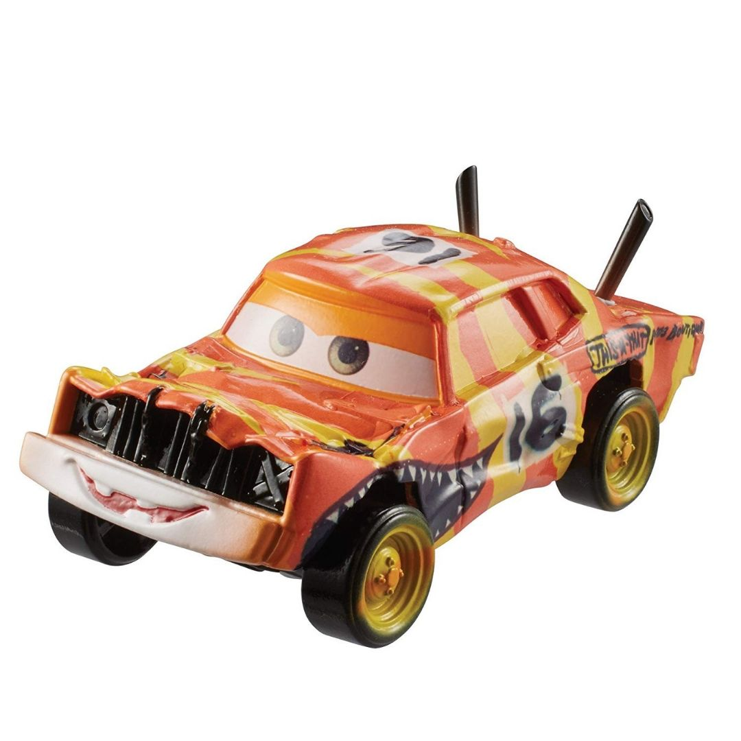 Disney Cars 3 Pushover 1:55 Scale Die-Cast Car by Mattel