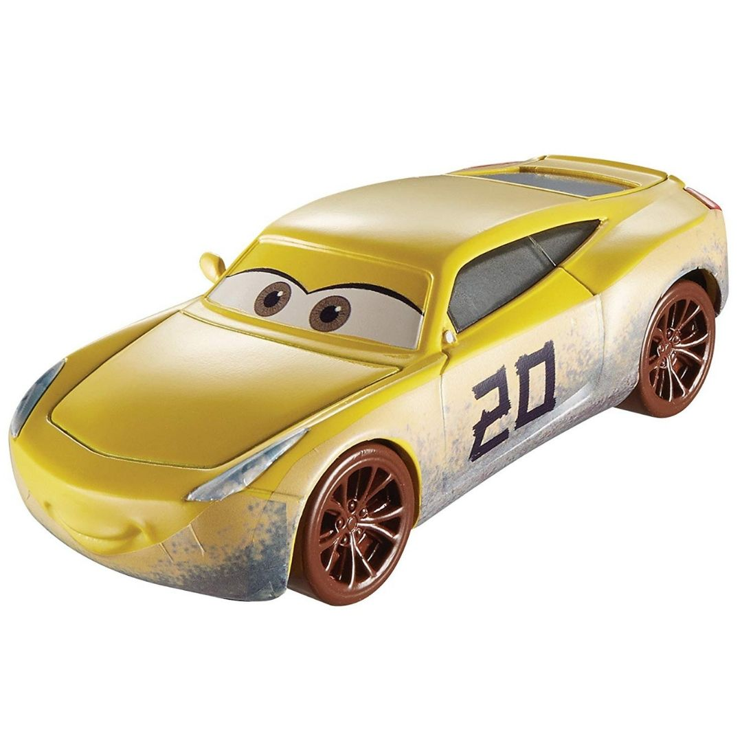 Disney Cars 3 Cruz Ramirez As Frances Beltline 1:55 Scale Die-Cast Car by Mattel