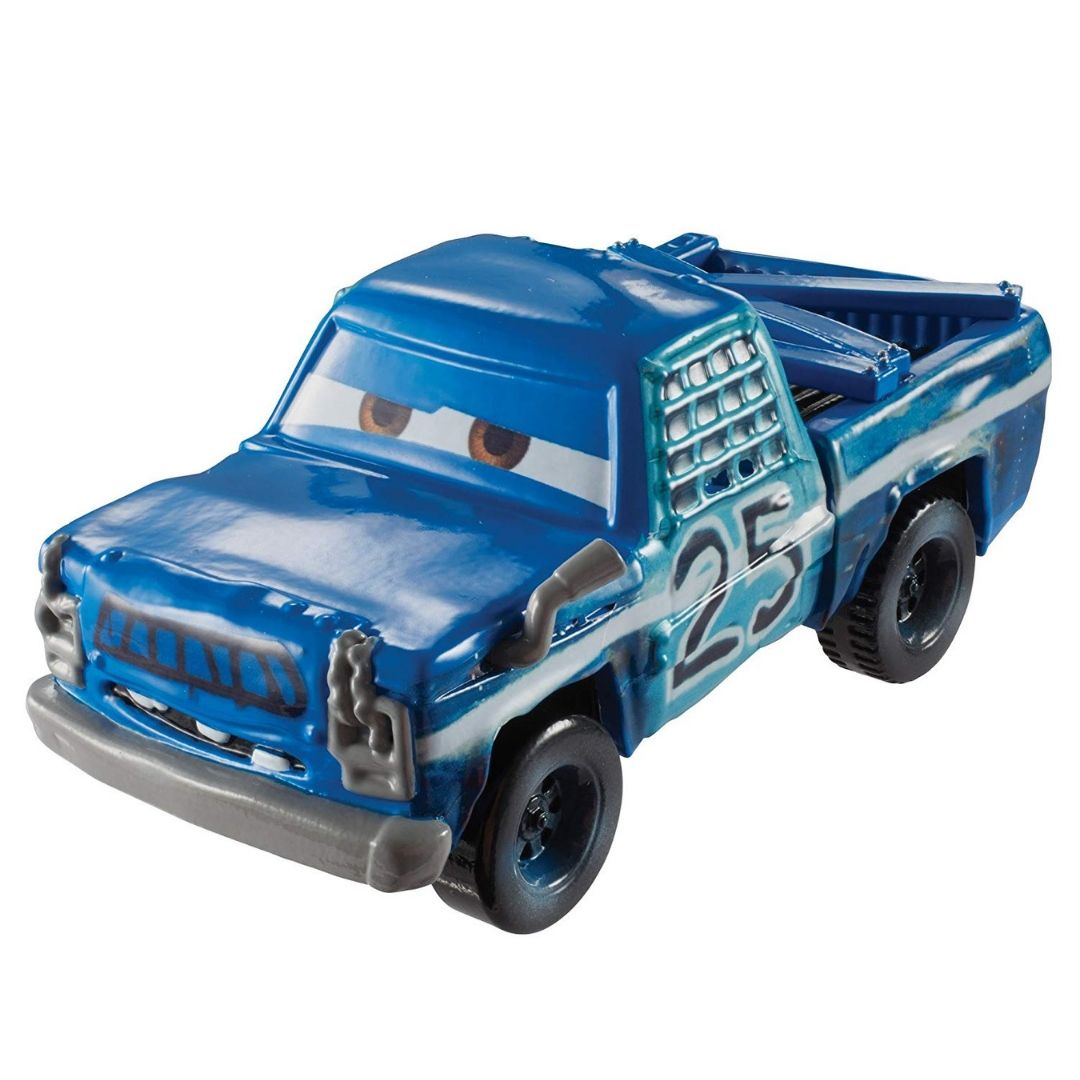 Disney Cars 3 Broadside 1:55 Scale Die-Cast Car by Mattel