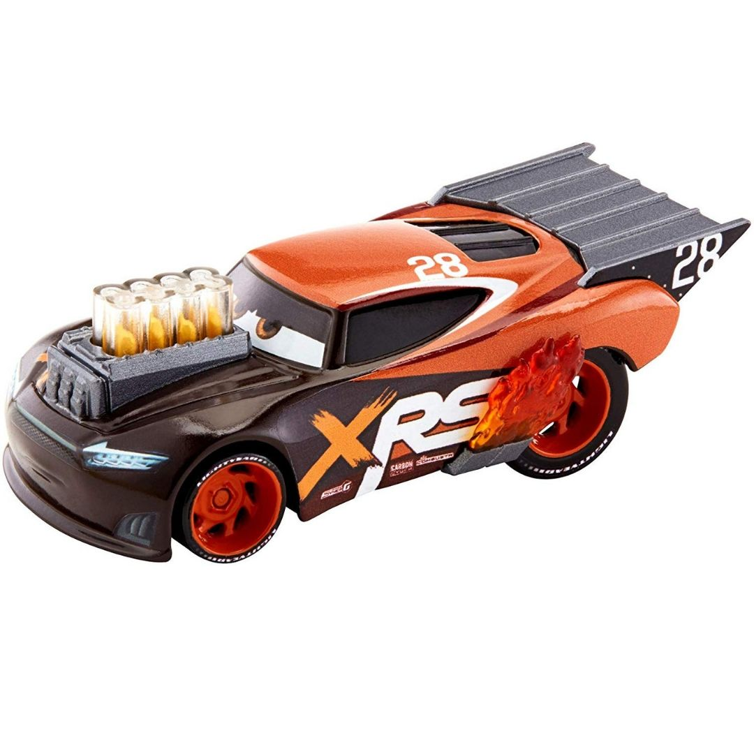 Disney Pixar Cars Drag Racing NG Nitroade Die-Cast Car by Mattel