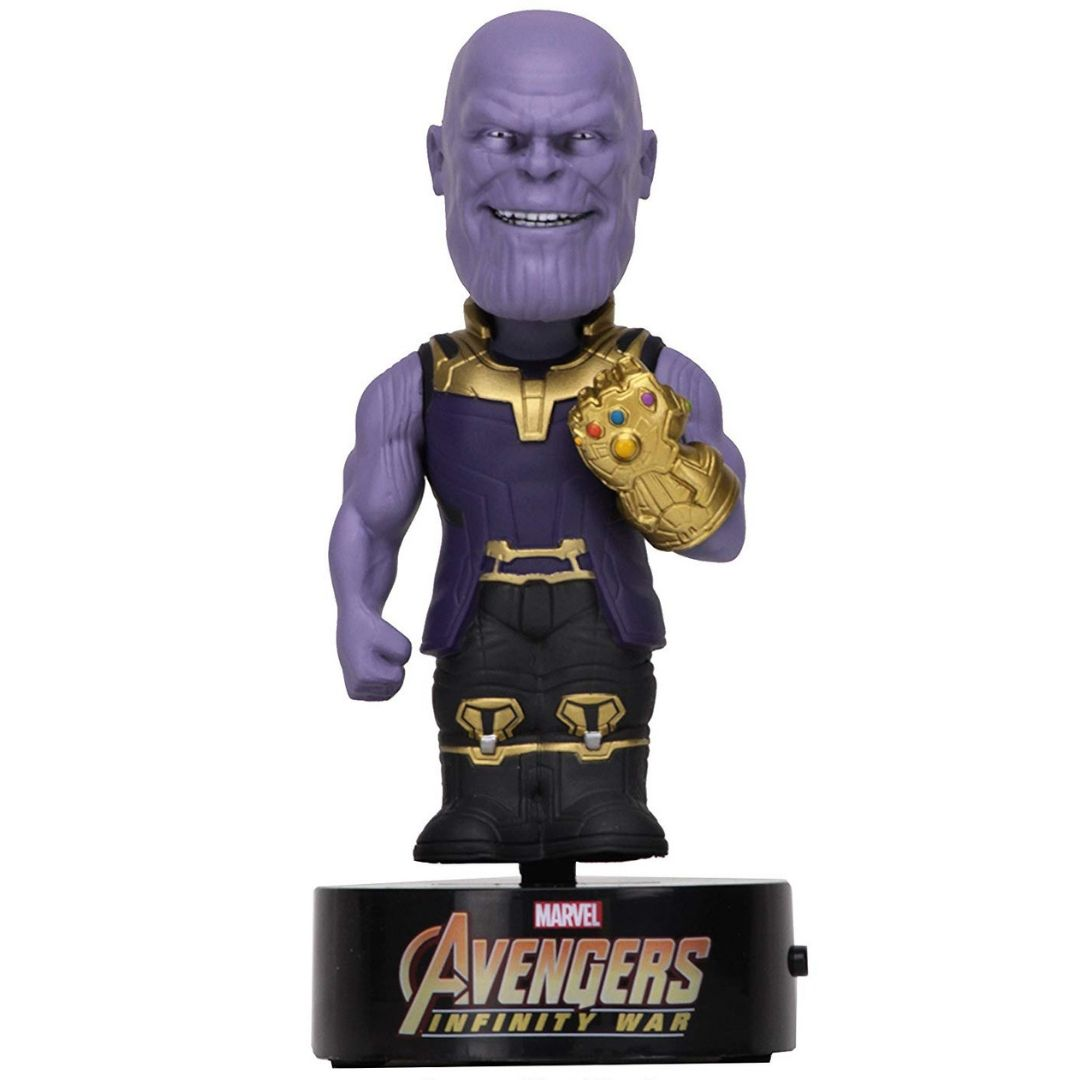Avengers Infinity War Thanos Body Knocker by Neca