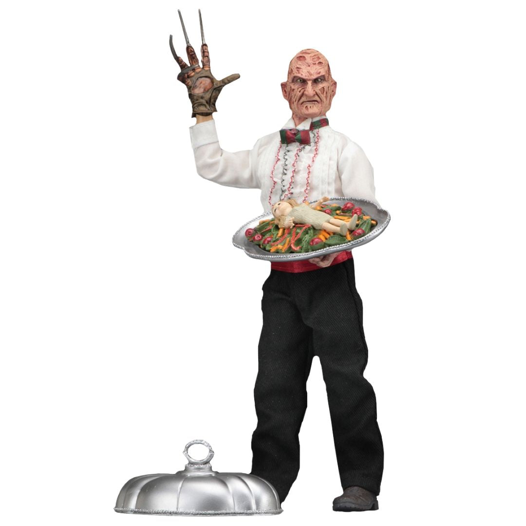 Nightmare on Elm Street Chef Freddy Action Figure by Neca