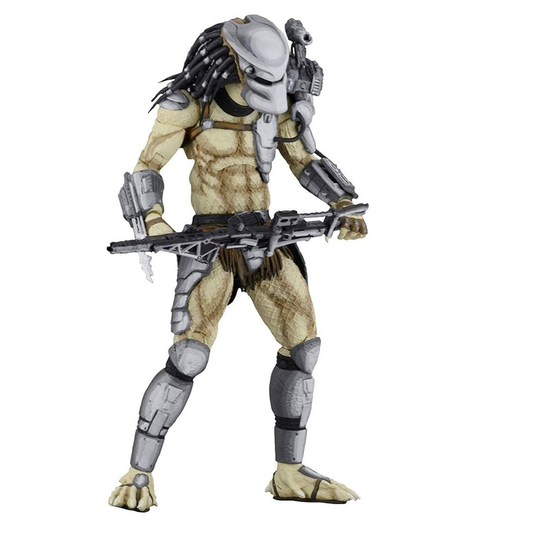 Alien vs Predator Arcade Game Predator Warrior Action Figure by Neca -NECA - India - www.superherotoystore.com